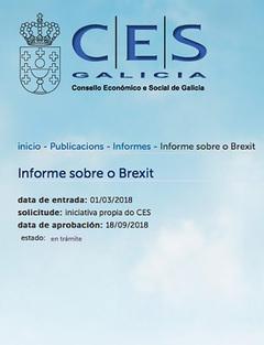 Publicaciones Brexit Ces