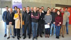 Participantes del proyecto SeaFeed acuicultura