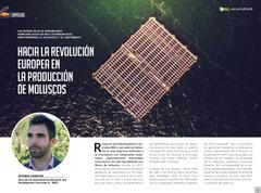 Hacia la revolución europea en la producción de moluscos. IPac. Acuicultura