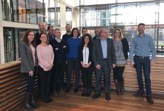 Reunión en Berlín de las Mirror Platforms de la Plataforma Tecnológica Europea de la Acuicultura (EATiP)