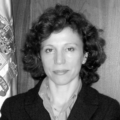Isabel Hernández Encinas, secretaria general del FROM