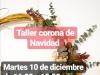 Taller Corona de Navidad