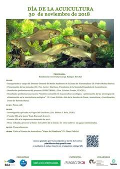 Programa Día de la Acuicultura Badajoz_ SEA