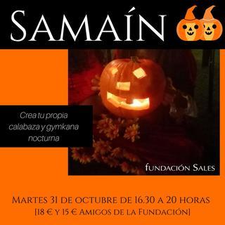 Samaín en la Fundación Sales