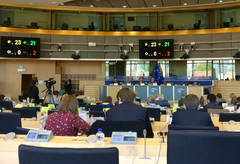 Votación del informe sobre el futuro de la acuicultura en la UE de Carlos Iturgaiz en la Comisión de Pesca del PE