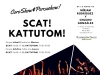 Nuevo CoroShow y primer PercuShow de Vigo: Scat! y Kattutom!