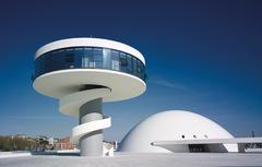 Torre mirador Centro Niemeyer