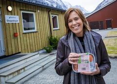 Åsa Maria O. Espmark _ Nofima acuicultura orgánica