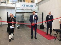 Cermaq inaugura la fábrica de procesado de salmón de Steigen