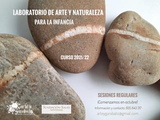 Laboratorio de Arte y Naturaleza para la infancia