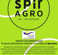 Spiragro_ fertilizante ecológico natural a base de Spirulina de Neoalgae