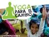 Yoga par el cambio