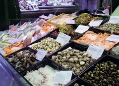 Comercialización productos pesca y acuicultura