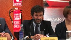 Eduardo Balguerías, director IEO  XXI ForoAcui 2018