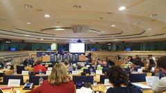 Comité de Pesca Parlamento Europeo