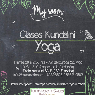 Clases Kundalini Yoga