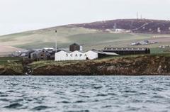Acuicultura Escocia. Foto: Scottish Sea Farms