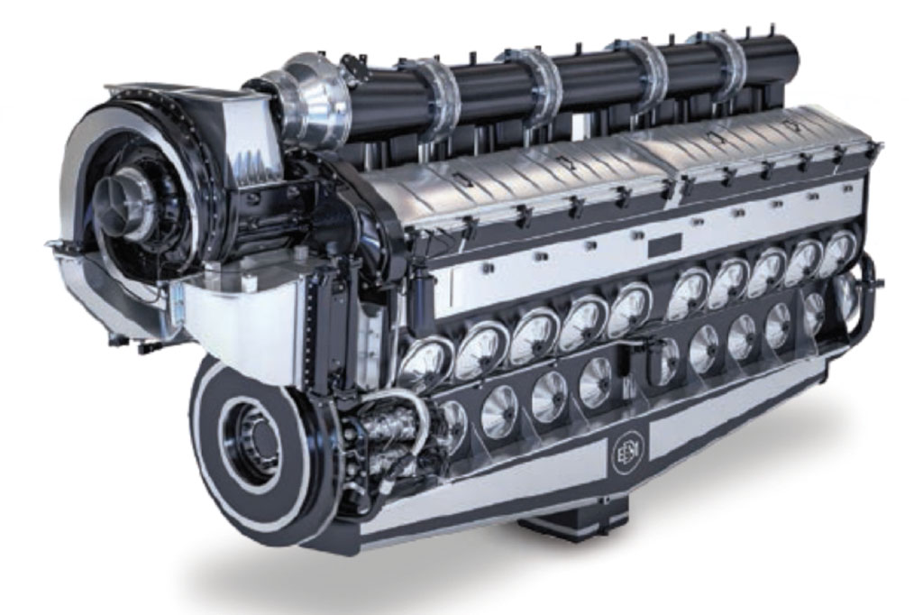 todo sobre motores marinos