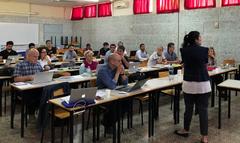 Sesion inaugural del proyecto Emertox