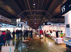 Mercamadrid pescados acuicultura-pesca
