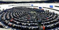 Sesión Plenaria Parlamento Europeo acuicultura