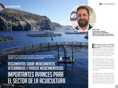 Reglamentos sobre medicamentos veterinarios y piensos medicamentosos: importantes avances para el sector de la acuicultura