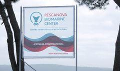 Pescanova Biomarine Center_ En construcción acuicultura
