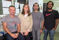 Investigadores del INIDEP becados por BEC.AR acuicultura