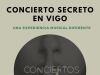 Concierto secreto 8 de agosto