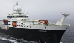 RRS Discovery Reino Unido