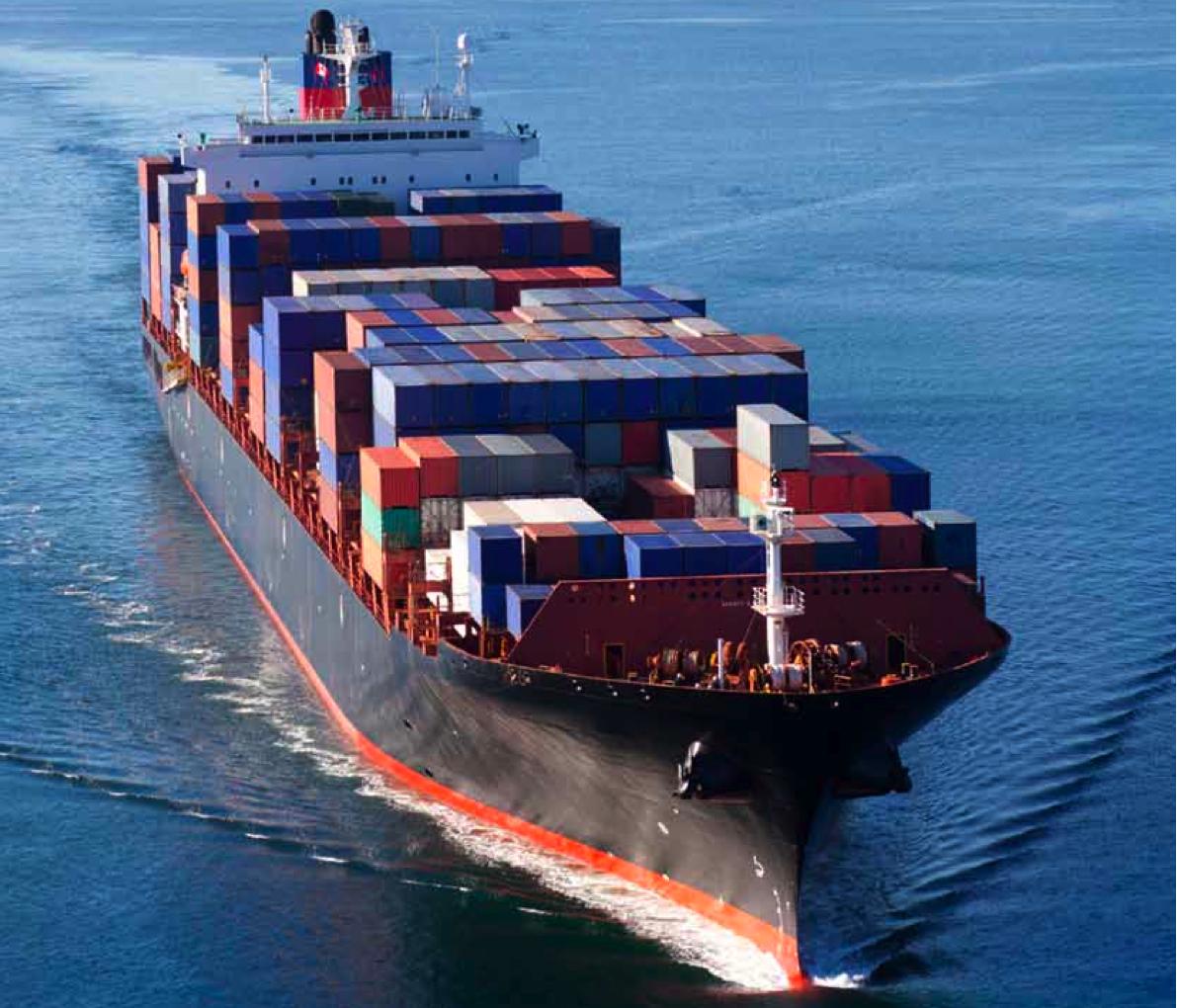 Transporte maritimo imagui - Contenedores de barco ...