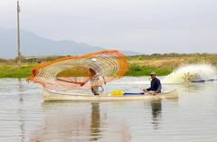 Acuicultura camarón Ecuador