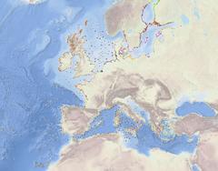Atlas Europeo de los Mares