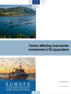 """Factors affecting cross-border investments in EU aquaculture""_ Eumofa"