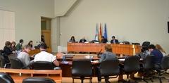 Comisión Pesca Parlamento Gallego