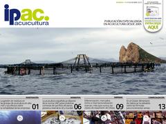 Portada revista ditigal IPac. Acuicultura Nº 110