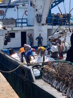 Pescadores Ecuador