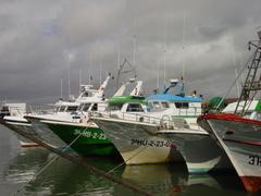 Puerto de Isla Cristina, Huelva