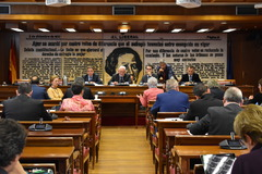 Luis Planas en el Senado