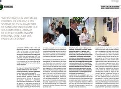 Revista Digital Nº 113 IPac. Acuicultura Entrevista Ernesto Bustamante