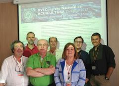 Consejo de Dirección de la Sociedad Española de Acuicultura (SEA) reunio en Madrid