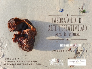 Laboratorio de Arte y Creatividad para la infancia