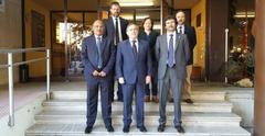 Reunión en Fuengirola entre MAPAMA, CGPM e IEO para ultimar los detalles del acuerdo de la nueva oficina subregional pesca acuicultura