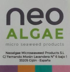 NeoAlgae pienso acuicultura alevinaje