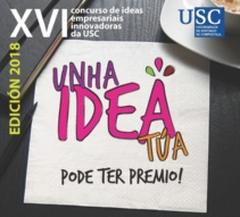 Concurso de Ideas Empresariales Innovadoras de la USC