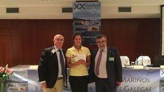 Segundo premio foroAcui Premios al Mejor Panel. Foto: IPac. Acuicultura