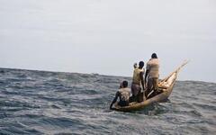 Pescadores artesanales Sierra Leona
