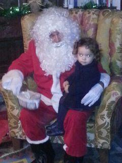 Papa Noel en Sales