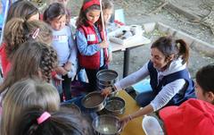 Actividades 11 Febrero Día Internacional de la Mujer y la Niña en la Ciencia en el Centro Oceanográfico de Málaga del IEO