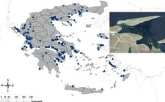 Instalaciones acuicultura Grecia_ Imagen: ClimeFish